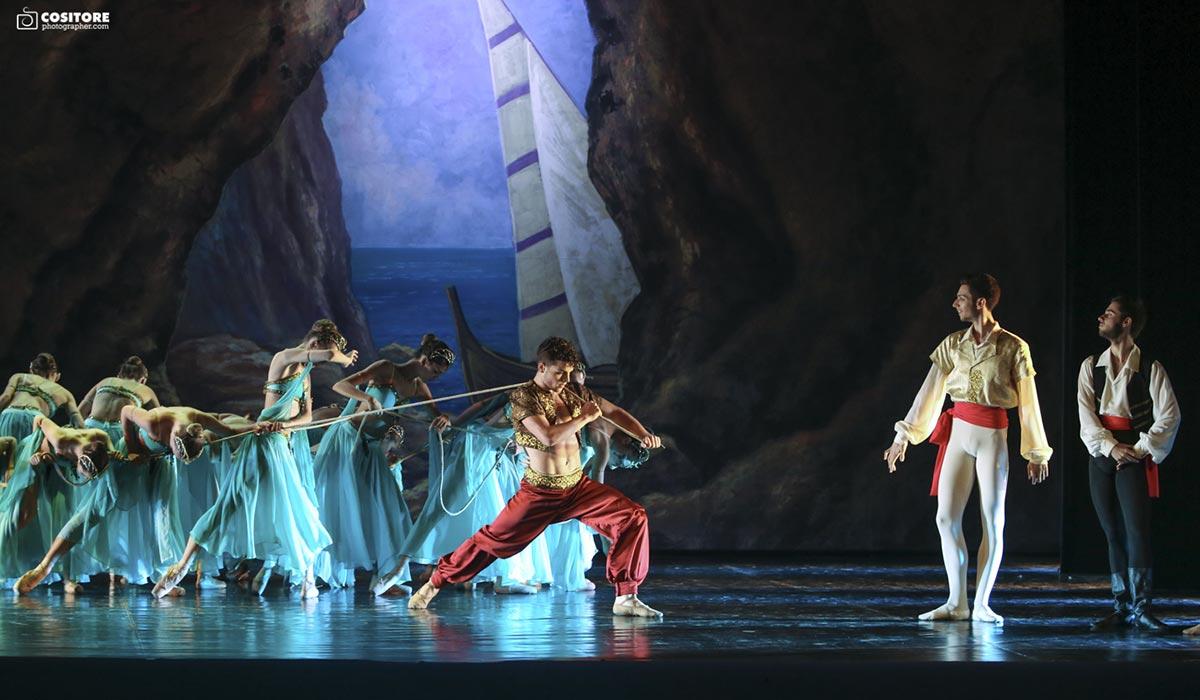 Le Corsaire Dal Balletto Kirov All Opera Di Vienna Passando Per Il