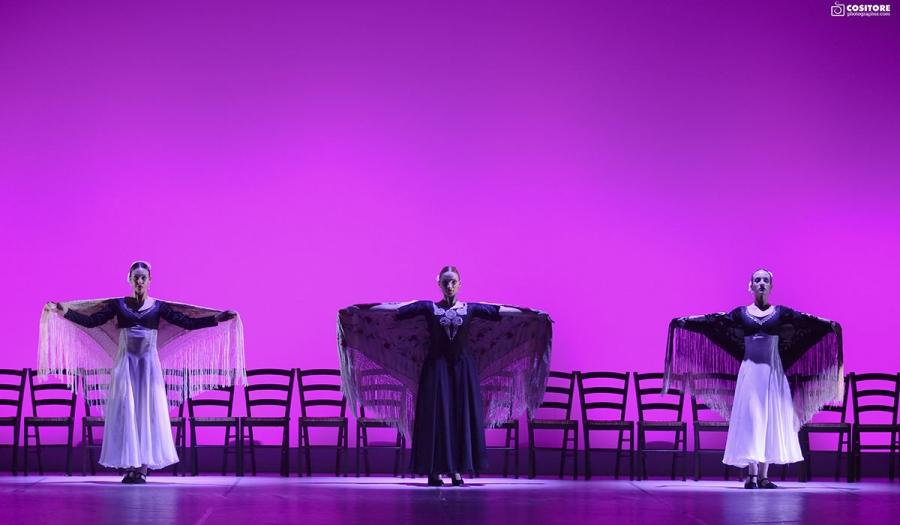 Danza di carattere: raccontare storie con il corpo